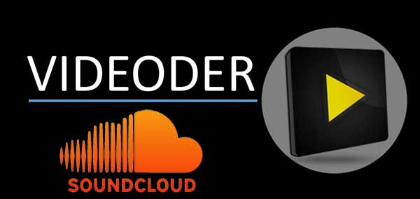 descargar musica de soundcloud con videoder